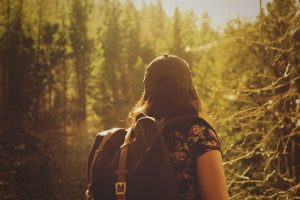 Becoming The Outdoor Adventure Kind by Cat Eckrode