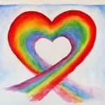 Stuck in my rainbow by Deb Lawson