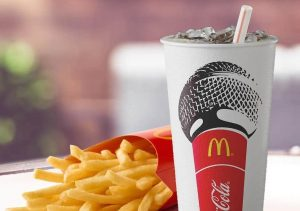 I'd Like a Diet Coke and French Fries Please by Jennifer Antzoulatos